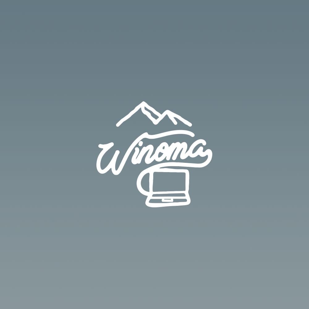 Winoma – Digital Nomad Brand