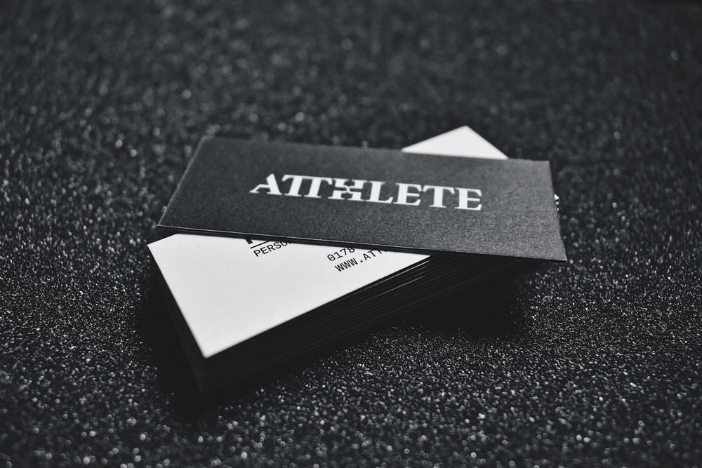 atthlete-business-card