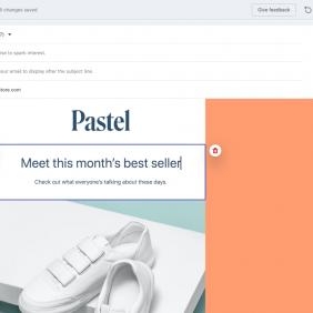 Das neue Shopify Email